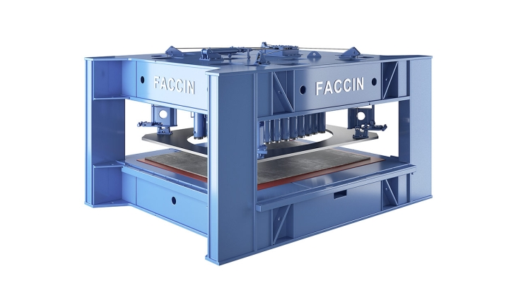 Faccin Hydroforming Press PPH