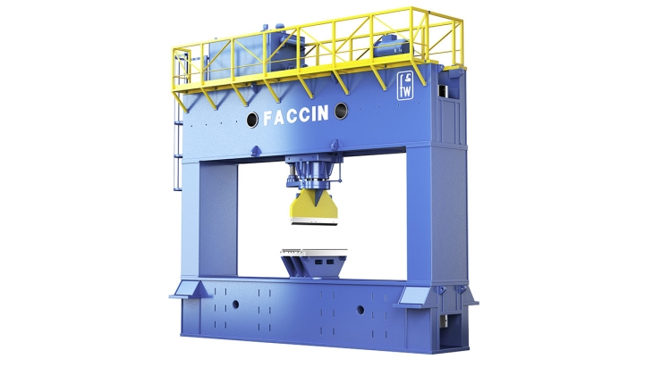 Faccin Shipbuilding Press PPS
