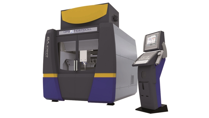 MC Eagle V9 5 Axis